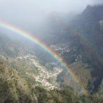 View to the Nuns Valley from Boca dos Namorados